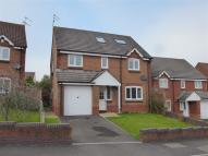 Detached property for sale in Acer Drive, Yeovil