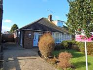 Semi-Detached Bungalow in Eliotts Drive, Yeovil
