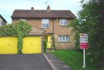 4 bed Detached house for sale in West Way, Nab Wood...