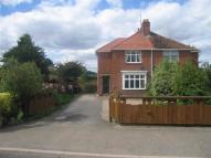 4 bed semi detached property in West Street, Alford