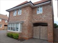 Detached home for sale in Bishop Tozer Close...