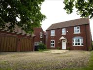 4 bed Detached house in Donington Road, Horbling...