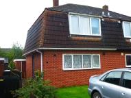 2 bed semi detached home for sale in Cornwall Way, Ruskington...