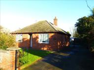 3 bedroom Detached Bungalow for sale in Howell Road, Heckington...