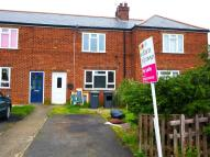 Terraced property for sale in Jubilee Grove, Sleaford