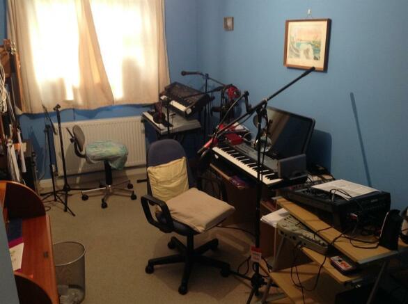 Study/occasional Bedroom Three