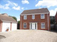 4 bed Detached house for sale in Casswell Drive, Quadring...