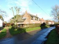 Detached property in Church Road...