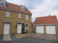 semi detached property in Spicer Way...