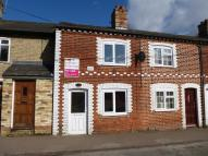 Terraced property in Broom Street...