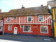 4 bed Terraced home in Water Street, Lavenham...