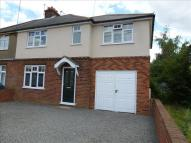 3 bedroom semi detached home for sale in Canhams Road...