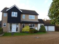Detached property in Brandeston Close...