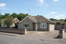 Eastfields Detached Bungalow for sale