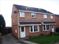 3 bed semi detached property in Hardwick Close, Ryhill...