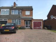 3 bed semi detached home for sale in Beechfield Road, Ware