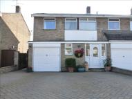 semi detached property for sale in Snells Mead, Buntingford