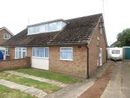 3 bed Semi-Detached Bungalow in Bradshaw Way, Irchester