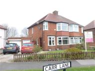 3 bed semi detached property in Carr Lane, Willerby, Hull