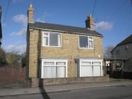 Detached house for sale in Downham Road, Outwell...