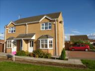 3 bed semi detached house for sale in Horseshoe Court, Outwell...
