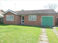 Bungalow in Oakley Close, Wisbech