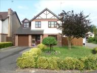 4 bed Detached house for sale in Woodcote Park, Wisbech