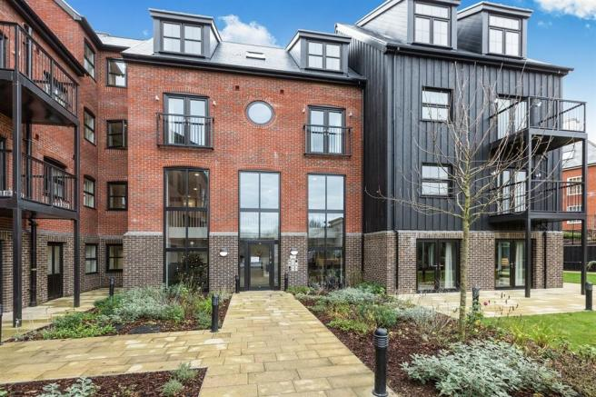 1 Bedroom Apartment For Sale In Melton Hill Woodbridge Ip12