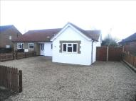 Semi-Detached Bungalow in Browick Road, Wymondham