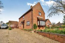 Detached house in Hall Lane, Hingham...