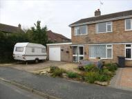 semi detached property for sale in Norman Drive, Stilton...