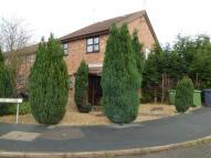Terraced property in Violet Way, Yaxley...