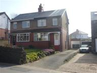 semi detached property in Green Lane, Yeadon, Leeds
