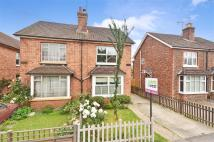 3 bedroom semi detached property for sale in Lumley Road, Horley...