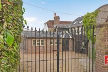 3 bed semi detached property for sale in Western Road, Lewes...