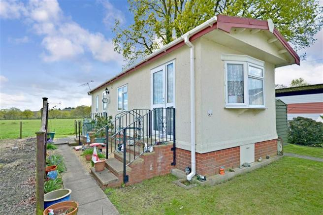 2 bedroom park home for sale in broadway park the