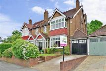 6 bedroom semi detached house for sale in Heathhurst Road...
