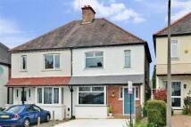 semi detached house for sale in Pelton Avenue, Sutton...