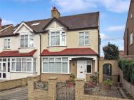 semi detached property in Park Lane, Wallington...