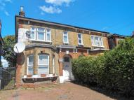 Flat for sale in Wallwood Road...