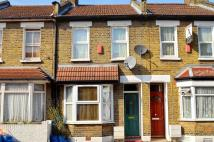 Terraced house in Aldworth Road, Stratford...