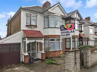 3 bedroom semi detached house for sale in Onslow Gardens...