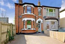 3 bed semi detached home for sale in Crescent Road, London...