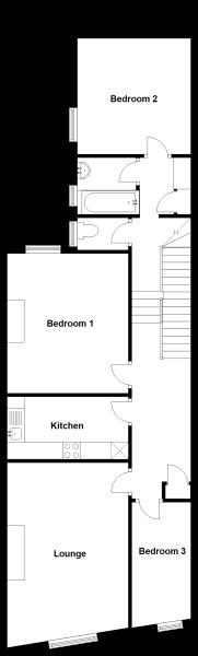 Split Lever First Floor