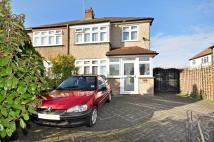 semi detached home for sale in Erith, Kent
