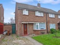 semi detached property in Newbery Road...