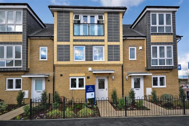 4 Bedroom Town House For Sale In Victoria Park Dartford