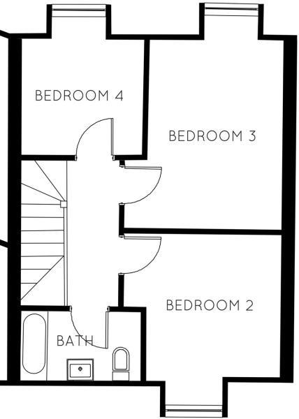 Second Floor Plot 8