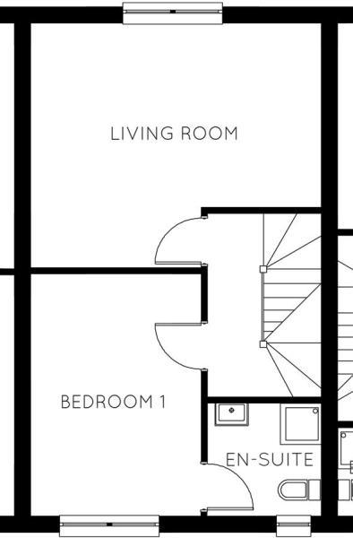First Floor Plot 10