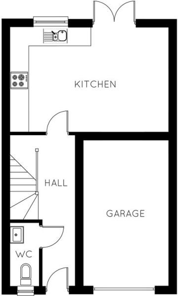 Ground Floor Plot 14